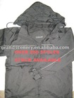 stock apparel/off price H246 men's waterproof woven jacket 68200pcs at $2.7/pc
