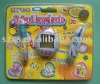 Handheld Game Infrared Electronic Virtual Pet Toy For Kid