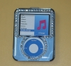 Protective case with Rhinestone for Ipod Nano 3rd