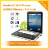A8500 5.0 inch Wifi GPS Android Mobile Phone