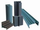 Powder Coating Aluminium Extrusion Window Profiles