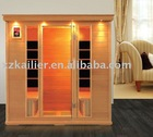 beauty apparatus far infrared sauna room