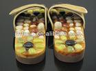 Massage product-Natural Stone Massage Slippers