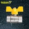 T135 01 Gas ball valve ,full flow