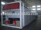 mobile bitumen heating tank