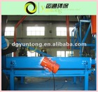 CE&7 patents Magnetic Seperator Waste Tire Recycling Machine