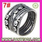 European 925 Sterling Silver Hidden Romance Ring Wholesale