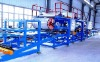 EPS or Rockwool Sandwich panel production line(sandwich machine,EPS machine)