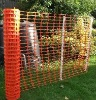 Safety PE plastic fence