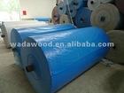 china low price PE tarpaulin roll