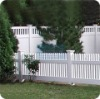 Vinyl Picket Fences