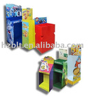 Paper Display Rack (cardboard,corrugated material available