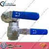 Chinese 2PCS Stainless steel grade 316 ball valve