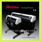 Professional contour cutting plotter with laser sensor