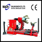 NHT890 Semi-automatic Tyre Changer for Truck 26 Inch Move the Tyre Hook and the Round Plate by Hand!