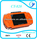 32bit 3.0 inch color screen mini game console, game player for the newest players
