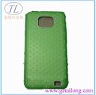 light green full star protective mobile phone case for I9100
