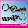 Fashion key chain with custom logo