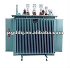 3 Phase Oil Immersed Outdoor Voltage Power Distribution Transformer S9-400/11-0.4