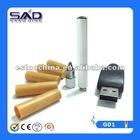 2012 mini style large vapor e smoking device