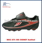 best sale football footwear for men made in china black