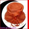 fashion sinamay hat
