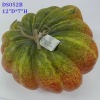 "12""D*7""H artificial fake foam craft ripe pumpkins for harvest autumn and halloween"
