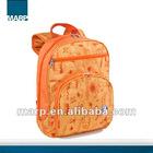 Floral school backpack for teenage girls
