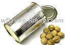 canned mushroom in tins