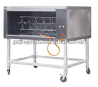 Stainless steel body rotisserie machine for whole pig (sheep)