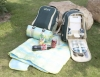 Outdoor camping Picnic pack bag for 4
