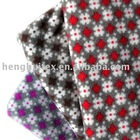 super soft knit 100% polyester FDY 100D/144F customer rotary printing polar fleece fabric