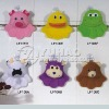 jPromotional Baby Animal Body Wash Scrubber Glove