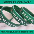 silicone slap wristband