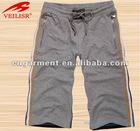 unisex 100%cotton sport sweat pants