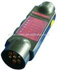7 Pin Euro Socket and Plug Wiring Trailer Tester