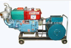 10kw small diesel generator set . the big power , easy to use