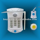 Autodial elderly medical alarm system -Automatic Emergency telephone - call for help auto phone number dial