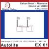Autolite EX 61 alternator carbon brushes