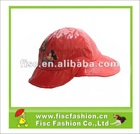 PU rain hats lady hat