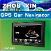5.0inch TFT touch screen GPS navigation ,GPS navigation system with Bluetooth