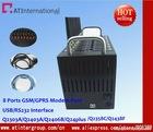Factory price 8 ports wavecom rs232 gsm modem Q2403A