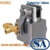 selector valve