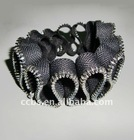 Metal Zipper Bracelet