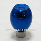 High Quality M10 x 1.50 Alloy Blue Car Gear Knob