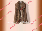 ladies fake fur vest