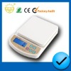 electronic compact kitchen scale