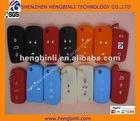 fashion silicone car remote key cover