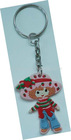 RUBBER KEY CHAIN 001