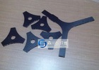 Carbon Fiber CNC Cut Plate with Aluminium Core for Models